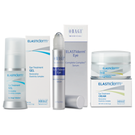 grouped elastiderm eye product
